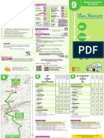 Horaires Ligne 09 Apt Cadenet Aix en Provence 2017 2018