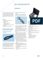 Electric Motor Assesment Kit Data Sheet