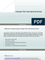 SSP International School | CBSE School In Anand | Gujarat | India