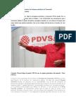 La Increíble y Triste Historia Del Colapso Petrolero de Venezuela