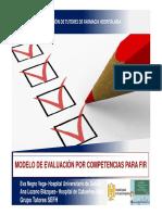 20 Modelo de Evaluacion Por Competencias Para FIR