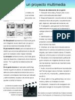 Guion Multimedia - Storyboard