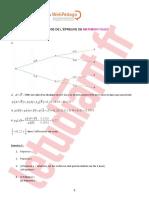 bac 2018 STMG corrigé mathématiques