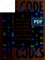 The Code of Codes Scientific and Social Issues in the Human Gen-1