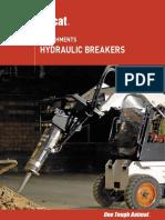 En Hydraulicbreakers Leaflet