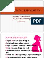 Anemia Pada Kehamilan-ppt