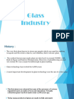 GRP5 Glass Industry