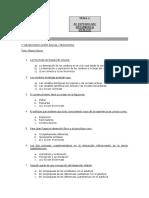 Cuestionarios Psicologia del Desarrollo