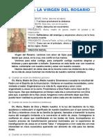 Novena a La Virgen Del Rosario