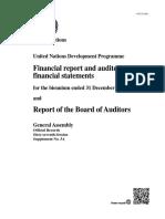 UNDP Audit Report 2011