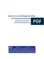 2014 Barriers to and Prospects for Poverty Reduction