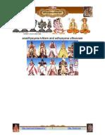 Anadhyayana KAlam and Adhyayana Uthsavam-English