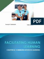 Facilitating Human Learning Chapter 8_2