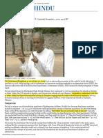 Pks-passion-maths - 2 - p k Srinivasan Math Teacher