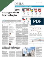 El Perú Sigue Rezagado en Tecnología