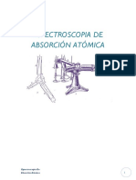 Absorcion Atomica - Impresion