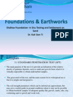 Part 4- In Situ Testing and Settlement on Sand(1)