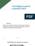 Distribución Del Espacio en Las Áras Del Trabajo (1)