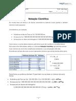 FT - MVB3  - 21 - B - Notação Cientifica