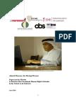 UAE - HR Mission Report en. 20 June 2018