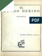 Armando Méndez Carrasco - El mundo herido