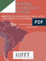 uestión Social, políticas públicas y Trabajo Social. Tendencias en Argentina y Brasil desde una perspectiva comparada