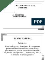 Curso Gas Natural - 2 TERMODINAMICA