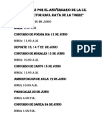 Informe 2018 Verano