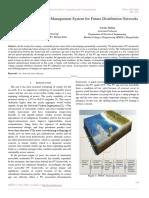A Novel Design of Smart Management System for Future Distribution Networks