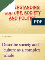 7Describe Society