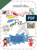 Afiche de Mundo Sin Paz
