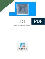 Catalogo Tropical - Difusor DI