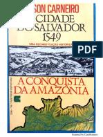 A Cidade Do Salvador 1549 Edison Carneiro (1) (1)