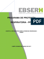 2 - Programa de Proteção Respiratória - Ppr