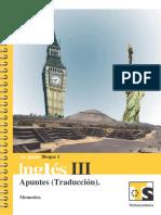 Traducción Libro Ingles Tercero