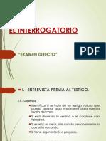 Estrategias de Litigación (Diplomado Morelos 2018)