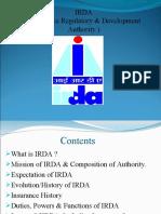 IRDA Final