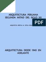 15. OK La Modernidad Perú Del S.xx OK BEB Arq. Moderna