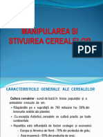 15. Manipularea Si Stivuirea Cerealelor