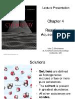 quimica acuosa