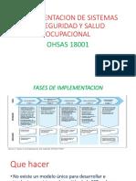 Implementacion de Sistemas de Seguridad y Salud Ocupacional