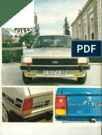 Prueba Ford Fiesta 1300 S
