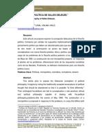 Dialnet-LaFilosofiaPoliticaDeGillesDeleuze-5513823