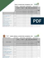 Padron General de Las Parcialidades 2016 Actualizado