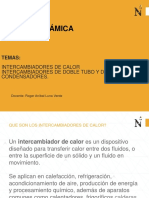 Intercambiadores de Calor - Intercambiadores de Doble Tubo y de Envolventes. Condensadores
