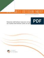 Rapporti ISTISAN 2016-2017