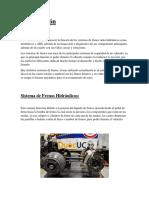 Informe Portafolio Frenos Hidraulicos y Eumaticos Abs 1