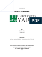 CSE Herpes Zoster - Nadhila
