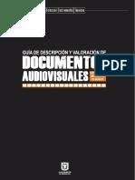 GuiaDocumentosAudiovisuales Archivo de Bogotá