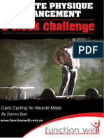 Carb Cycling for Muscel Mass